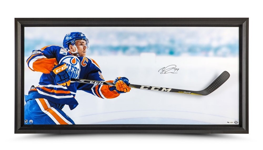 Connor Mcdavid Acrylic Stick