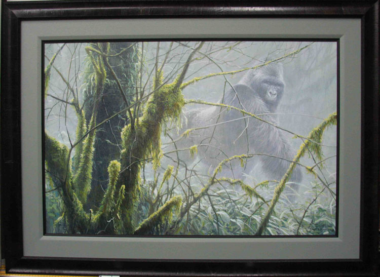 Robert Bateman Intrusion
