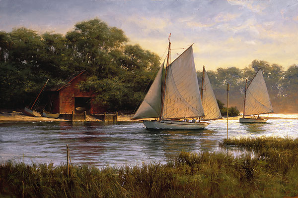 BY THE OLD BOAT HOUSE DON DEMMERS