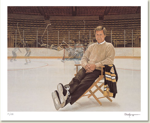 Ken Danby Bobby Orr Garden Of Greams