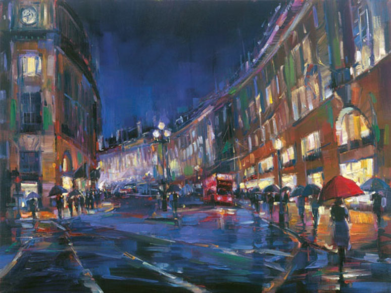 Michael Flohr London Ride