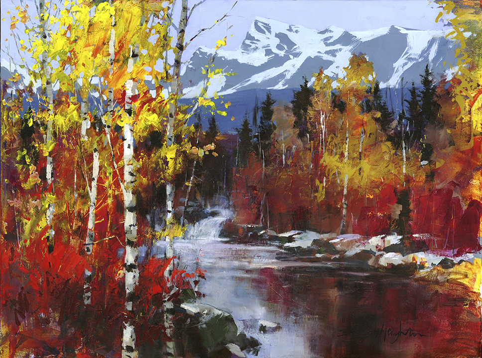 Brent Heighton Autumn River