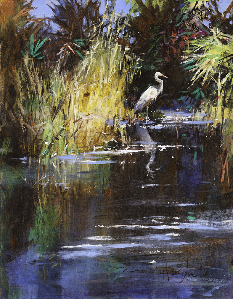 Brent Heighton Egret