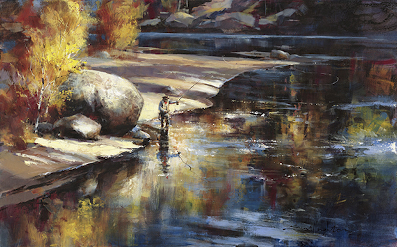 Brent Heighton Bend In The River