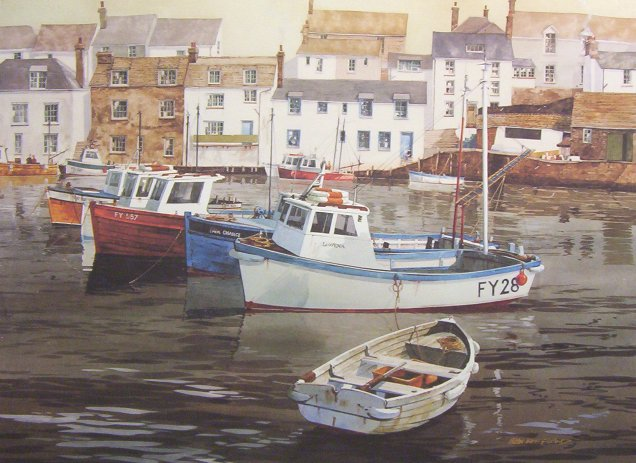 Alan Kingsland Fishing Boats