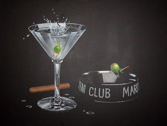 Godard - Martini Club