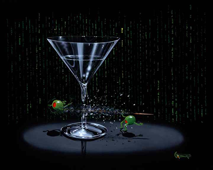 Godard - Matrix Martini