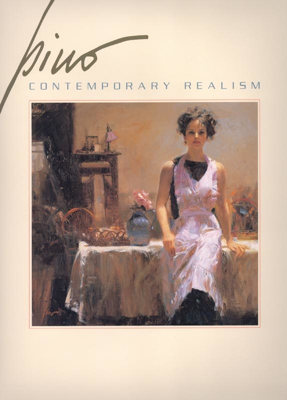 Pino Book Contemporary Realism