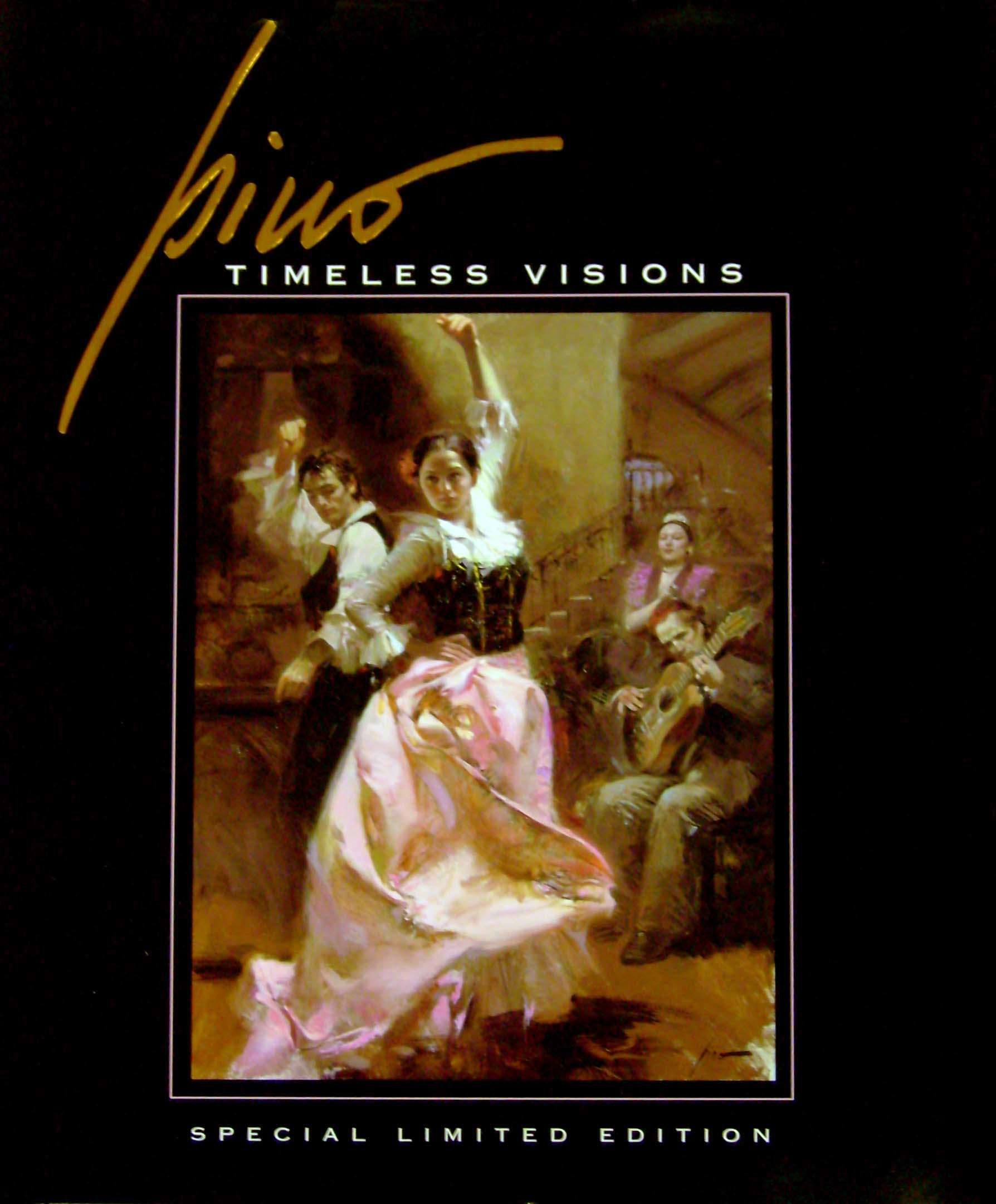 Pino Book Timeless Visions