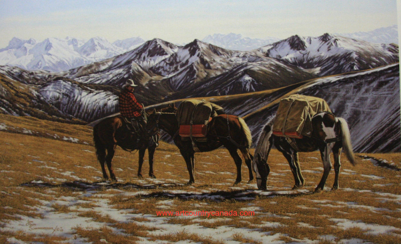 John Schnurrenberger Windy Pass