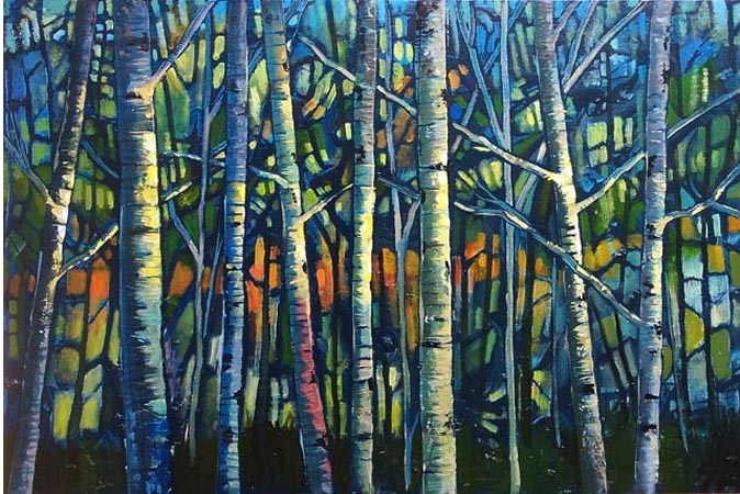 Ford Smith Bare Forest