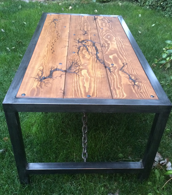 Ashley Kendra Coffee Table