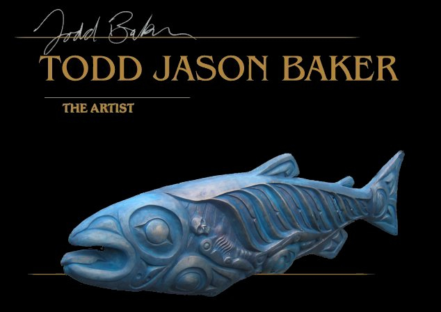 Todd baker Salmon People
