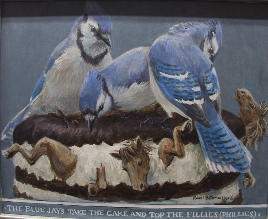 Robert Bateman Blue Jays