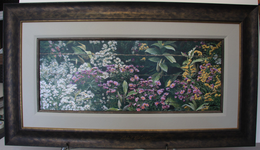 Robert Bateman Roadside Tapestry