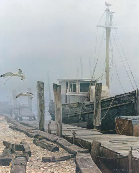 Robert bateman Sarah E and Gulls