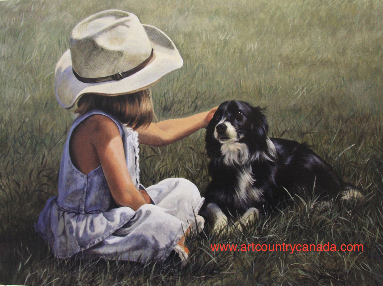 Maurade Baynton Tender Moment Border Collie
