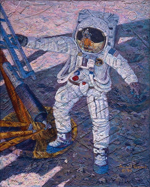 Alan Bean A Giant Leap