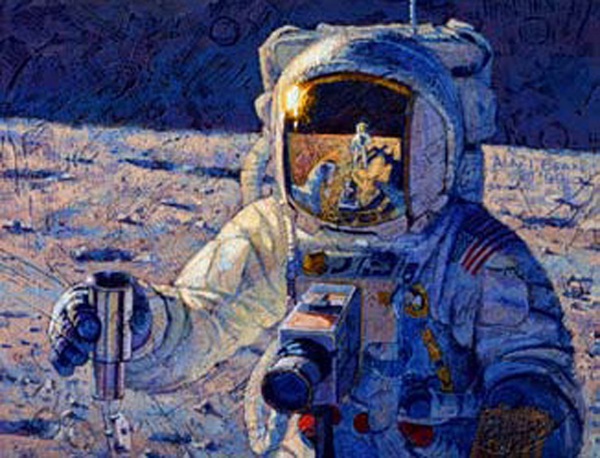 Alan Bean A New Frontier