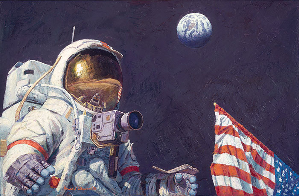 Alan Bean Last Man On The Moon