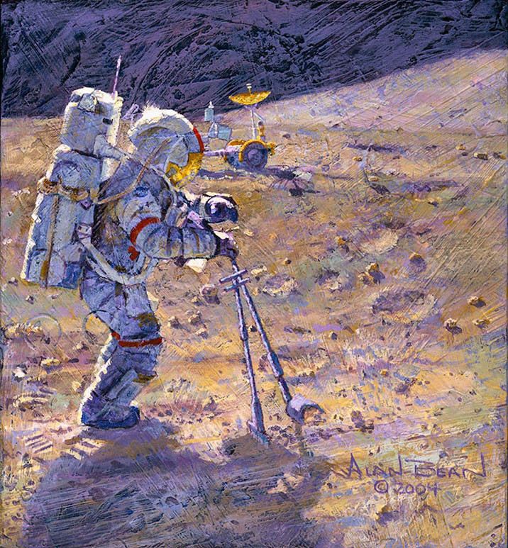 Alan Bean Some Tools Of The Trade
