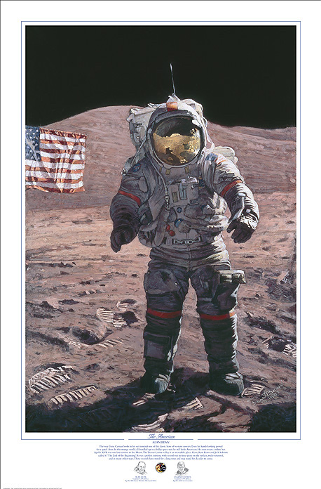 Alan Bean The American