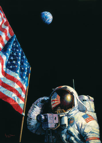 Art Country Canada Alan Bean The Worlds Most Complete