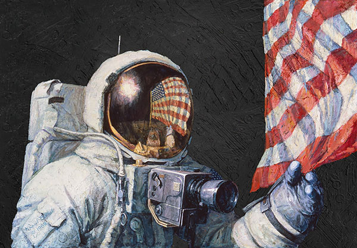 Alan Bean Beyond A Young Boy's Dream