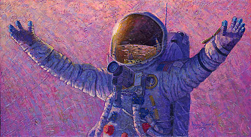 Alan Bean Hello Universe