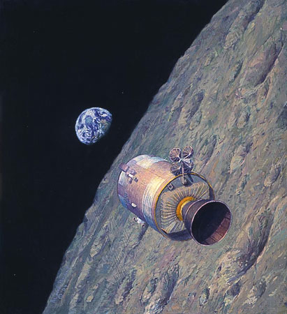 Alan Bean Homeward Bound