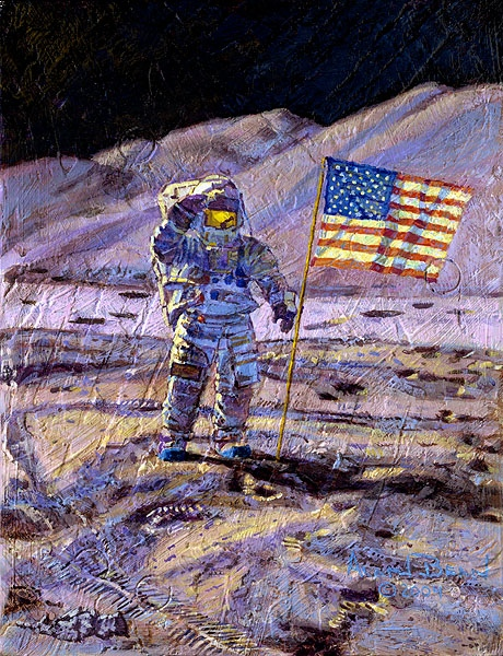 Alan Bean Jim Irwin