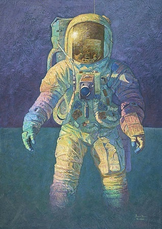 Alan Bean Thats How It Felt To Walk On The Moon