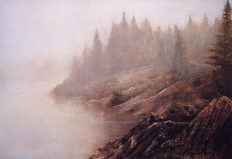 Dave beckett Northern Mist