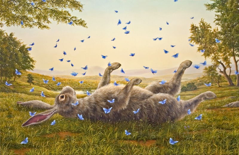 Robert Bissell Rapture