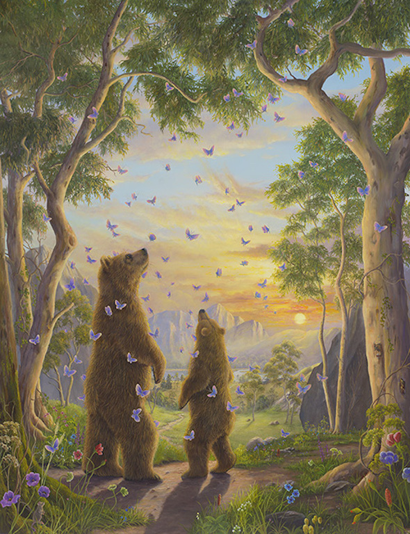 Robert Bissell The Golden Hour
