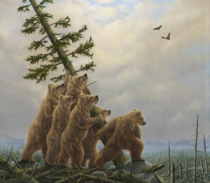 Robert Bissell Blowdown