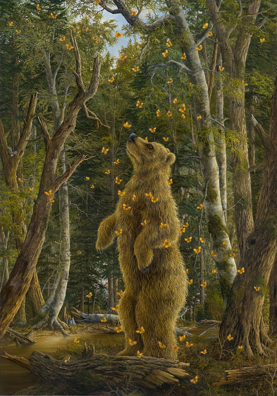 Robert Bissell Golden Bear
