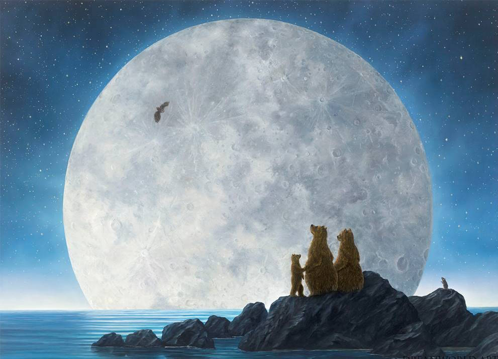 Robert Bissell Moonlighters 2