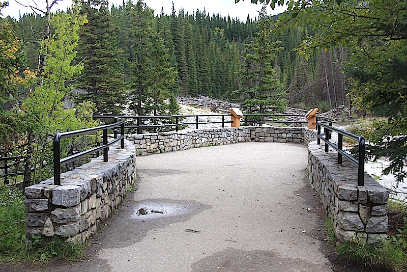 Bragg Creek Elbow Falls