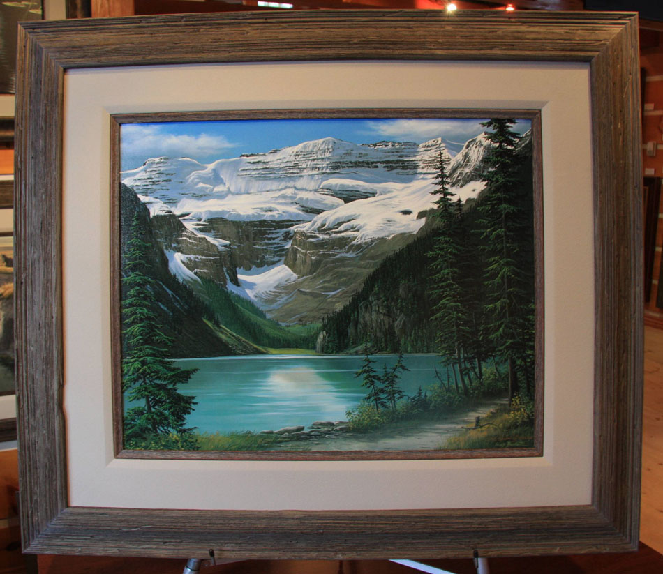 Fred Buchwitz Lake Louise