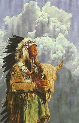 Paul calle Hear me O Great Spirit