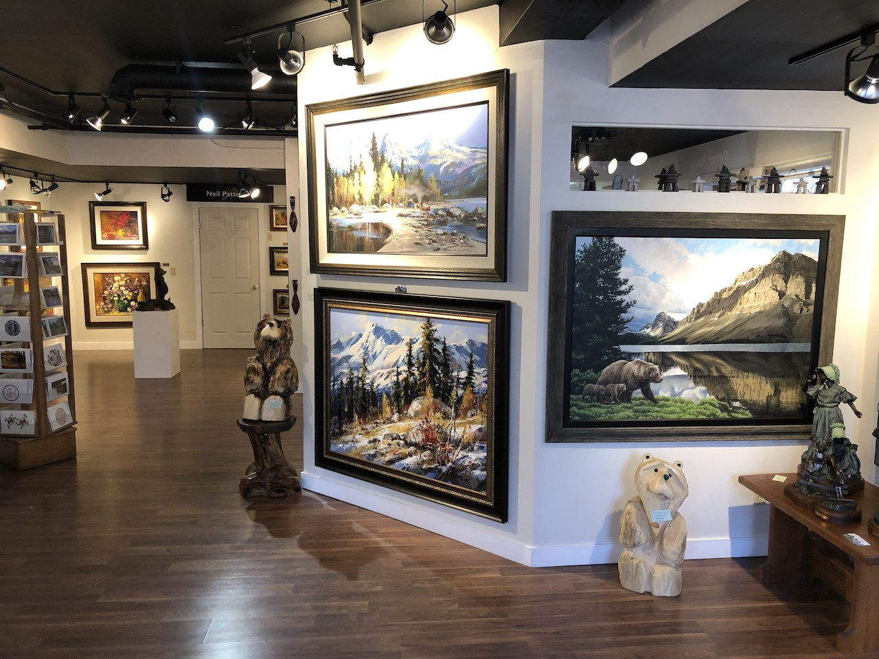 Canmore Bow Gallery 1