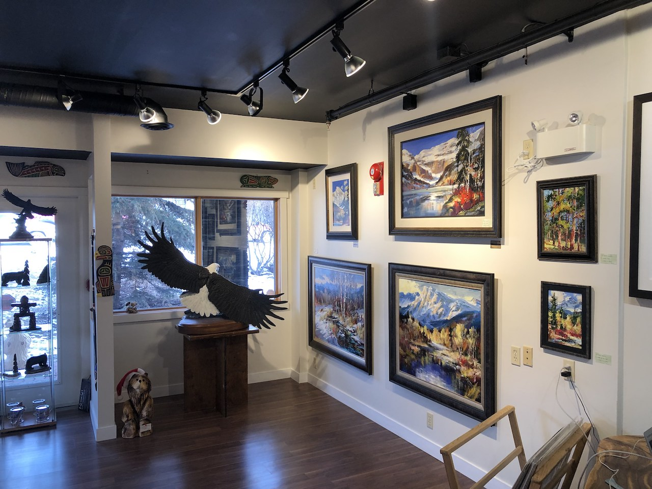 Canmore Bow Gallery 2