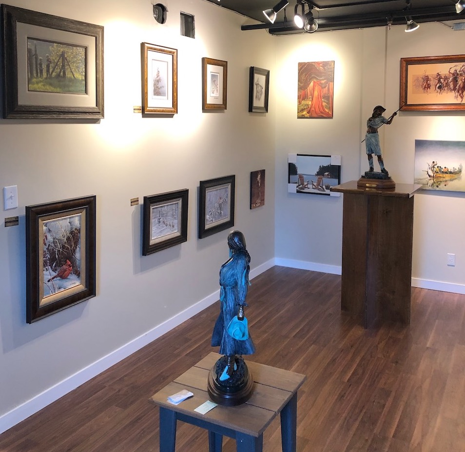 Canmore Bow Gallery 5