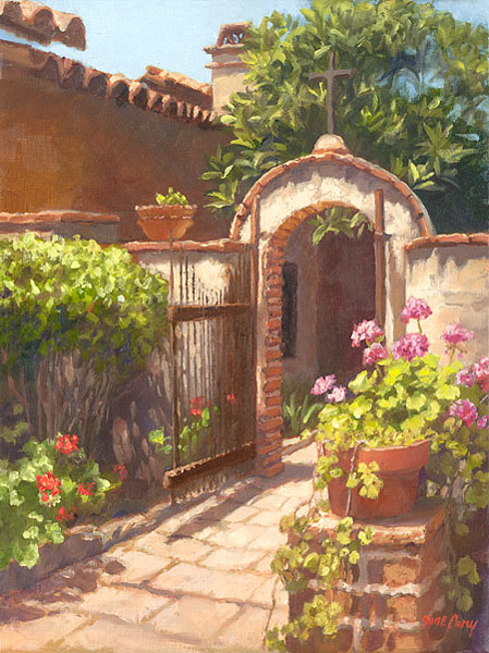 June Carey Garden Of Bells