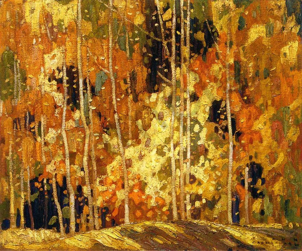 Franklin Carmichael Autumn Tapestry