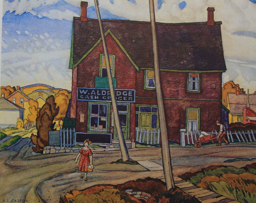 A. J. Casson Country Store