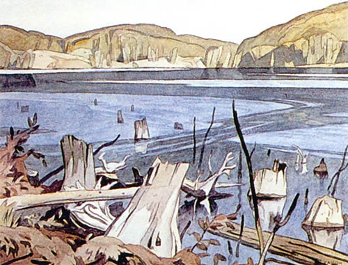 A.J. Casson Baptiste Lake