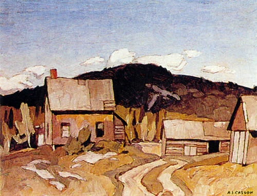 A.J. Casson Barry bay