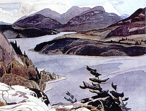 A.J. Casson Frood Lake